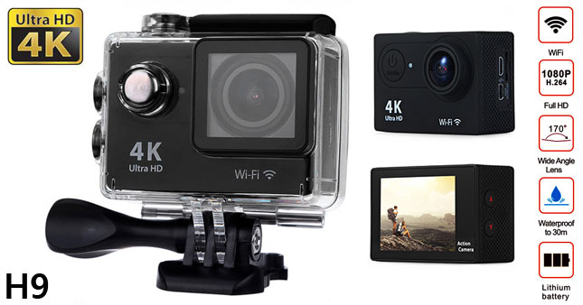 eken action camera H9
