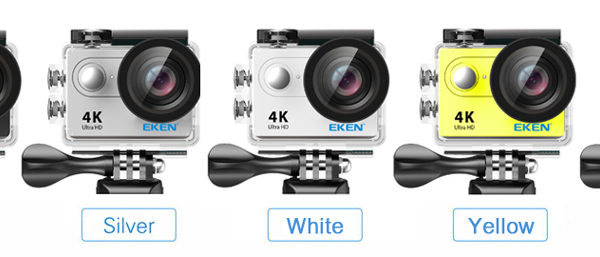 Eken H9, H9R, H8 Pro, V8s Camera Review | Best Action Camera for Beginner